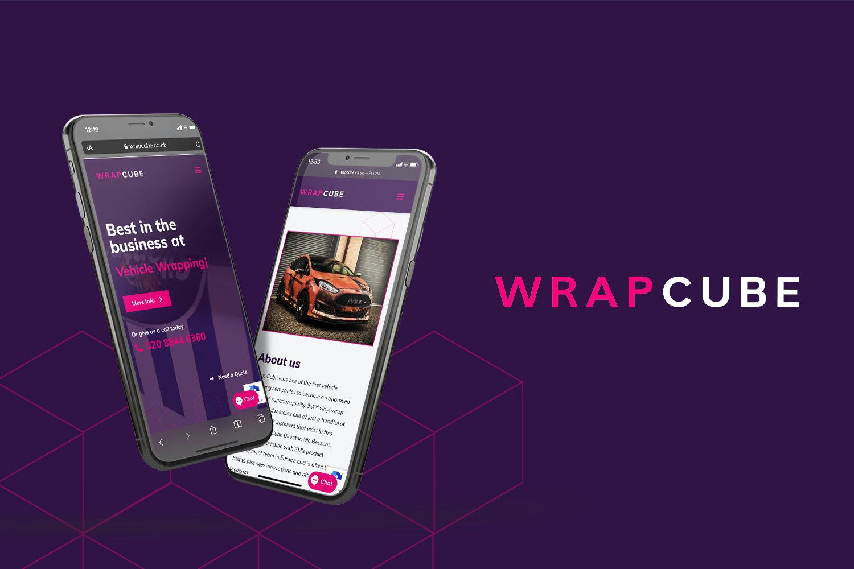 Wrap Cube Slate